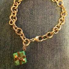 bracelet charms tiffany images Blue tiffany co charm bracelet on poshmark jpg