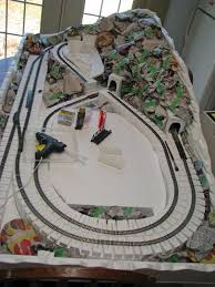 best 25 n scale trains ideas on model trains
