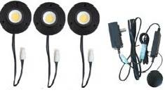 dimmable led puck lights dimmable slim led puck lights kits display under cabinet cove