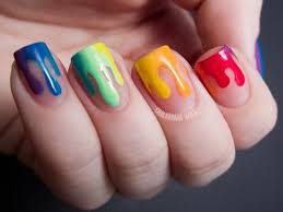 what color should you paint your nails according to your
