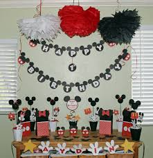 mickey mouse clubhouse decoration ideas popular mickey mouse