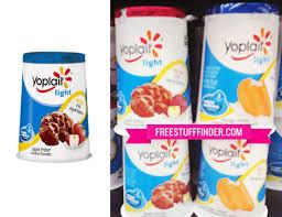 yoplait light yogurt ingredients free yoplait light yogurt at walmart