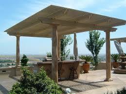diy covered back patio home design ideas