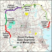 harris county toll road map easier access thanks to the grand parkway kw woodlands