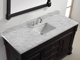 Huntshire Single Bath Vanity Bathgemscom - Carrera marble bathroom vanity