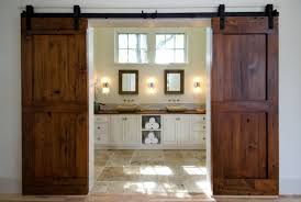 10 rustic barn ideas to use in your contemporary home freshome com collect this idea rustic barn conversion bathroom doors