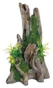 classic driftwood column tree trunk artificial wood biorb aquarium