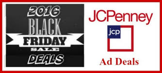 2016 black friday jcpenney deals frugal minded