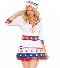 Patriotic Halloween Costumes Sailor Halloween Costumes 25 Sailor Halloween Costumes