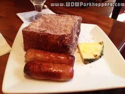 a review of kona cafe u0027s hawaiian breakfast at disneys polynesian