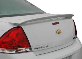 amazon com chevrolet impala ss spoiler painted in the factory