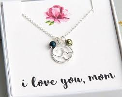 necklaces for mothers day mothers day necklace etsy