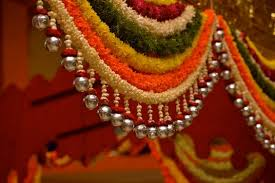 garlands for indian weddings marigold garlands indian weddings by soma sengupta decorations