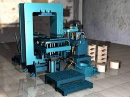 Jual Murah jual mesin press genteng dan press paving mesin press genteng
