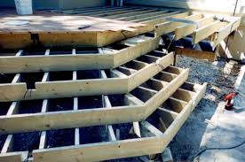 wrap around deck plans stairs wrap around stringer stairs diy deck plans