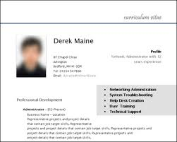 Resume Templates For First Job by Amazing Cv Templates That Impress