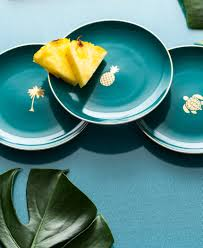 Emerald Home Decor by Paradise Plates Emerald S 4 Tableware And Home Decor Seattle Wa