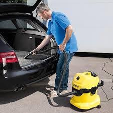nettoyer siege voiture vapeur nettoyage de la voiture kärcher