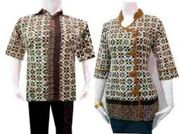 Toko Batik Danar Hadi model baju kerja batik danar hadi 2015