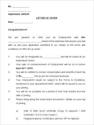 Certification Letter Of Expected Discharge Exle 26 Appointment Letter Templates Free Sample Example Format
