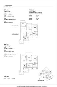 Riverbank Fernvale Floor Plan The Brownstone Sg Property New Launchsg Property New Launch