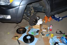 my 4th gen front brakes walkthrough toyota 4runner forum