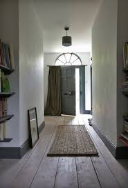 modern country style the best paint colours for small hallways
