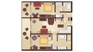 animal kingdom 2 bedroom villa floor plan disney s animal kingdom villas guide walt disney world