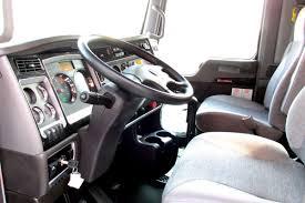 kenworth truck interior 28 ton manitex 2892c