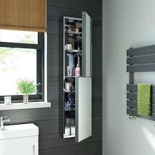 Bathroom Mirror Storage Cabinet Cabidor Mirrored Storage Cabinet Bathroom Cabinet Door Storage