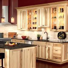 rustic hickory kitchen cabinets sle kitchens sle kitchen cabinet best hickory cabinets ideas