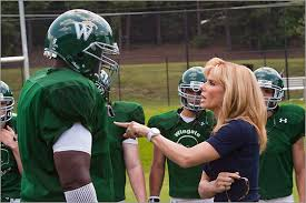 The Movie Blind Movie Review The Blind Side 2009 The O D