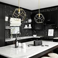 black and white kitchen backsplash black and white marble kitchen backsplash tiles design ideas