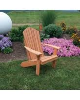 Redwood Adirondack Chair Deals On Redwood Adirondack Chairs Are Going Fast