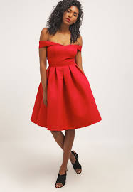 chi chi london jade cocktail dress party dress red women