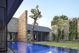 inspiring double height vertical garden installed on wall as vital
