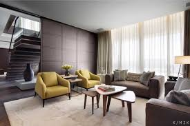 interior design architecture bedroom and living room image