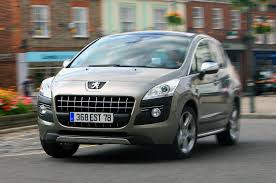 peugeot 4x4 cars peugeot 3008 hdi 150 exclusive review autocar