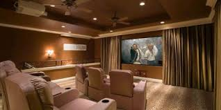 remodeling ideas essential items for building a home theatre in