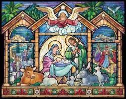 nativity advent calendar stained glass nativity advent calendar catholic books crucifixes