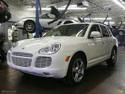 cayenne porsche white 2005 sand white porsche cayenne turbo 90429 gtcarlot com car