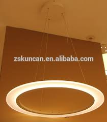Circle Chandelier Circle Led Chandelier Lights China Wholesale View Led