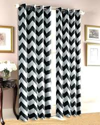 White And Navy Curtains Chevron Print Curtains Navy Curtains Chevron Blackout Backyard