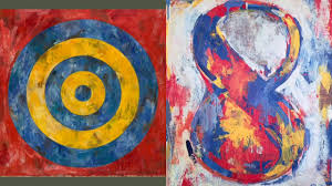 Johns Flag Jasper Johns Flag Youtube