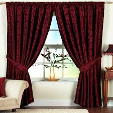 Wine Colored Curtains Charming Burgundy Color Curtains Decor With Solid Burgundy