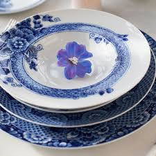 Marcel Home Decor Blue Ming Dinnerware By Marcel Wanders