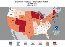 weather map us islands national climate report september 2015 state of the climate