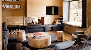 canapé style chalet ambiance chalet chic dans votre intérieur rencontre un archi