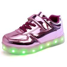 light up shoes charger girls light up trainers with shoelaces girls light up trainers