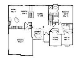 1500 Square Foot Ranch House Plans House Plans From 1500 To 1600 Square Feet Page 2